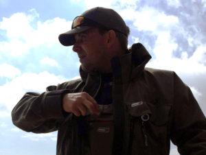 Guide Martin Ahle Fiskeguide.dk