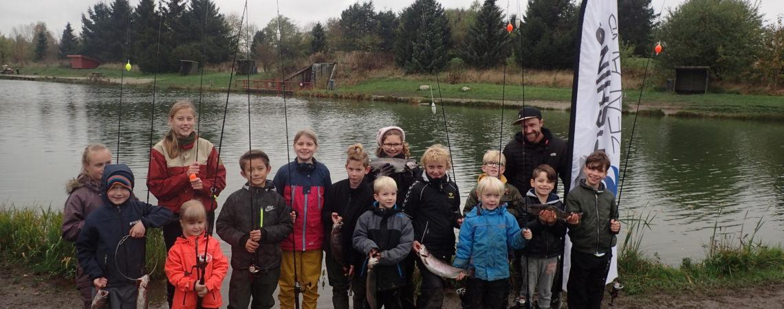 Guidet tur i samarbejde med Fishing Zealand og Roskilde Kommune